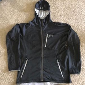 Underarmour coldgear reactor fitted jacket Large